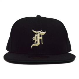 Essentials x New Era 59FIFTY Fitted Hat Black
