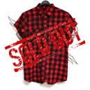Cutoff Sleeve Flannel