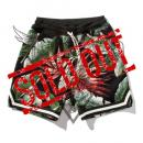 Floral Drop Crotch Shorts with JungleGurl