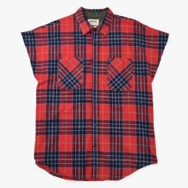 The Sleeveless Flannel